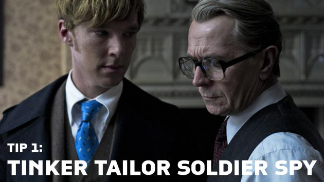 Filmtips - Tinker Tailor Soldier Spy