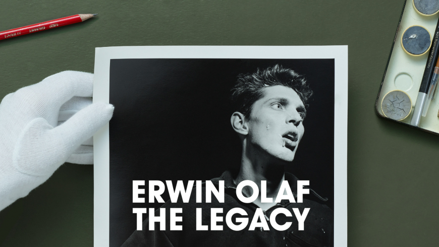 Erwin Olaf: The Legacy