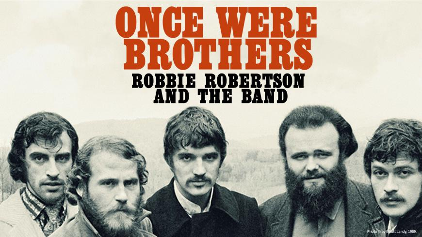 The Band - Once were brothers